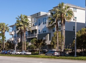 Coronado Condominium Homes in Playa Vista